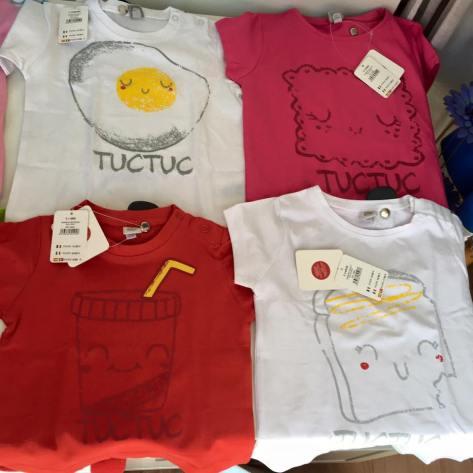 camisetas TUC TUC1