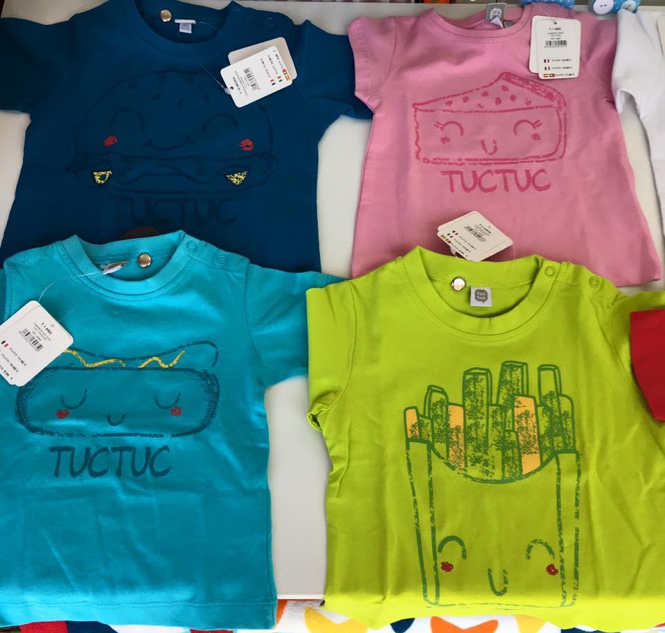 camisetas TUC TUC2